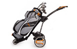 Ezicaddy powered golf trolley