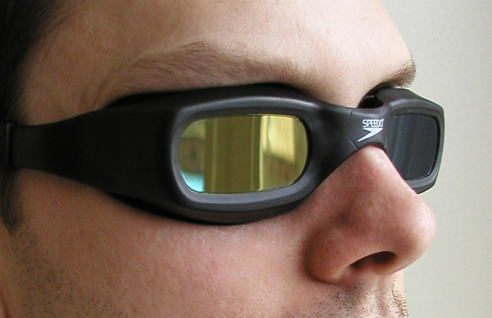 Men's Fashion Swimming Goggle